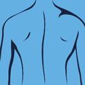 Épilation sur la poitrine - hommes