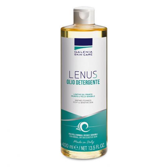 Galenia® Skin Care - Huile nettoyante et apaisante
