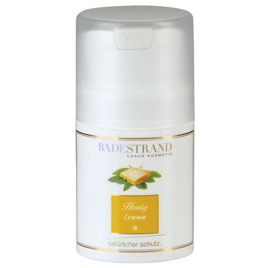 Crème au miel Badestand protège contre le vent et les intempéries ainsi que contre la sécheresse