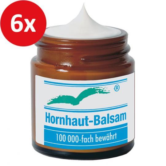 Baume anti-callosités Badestrand contre les callosités - 6 pcs