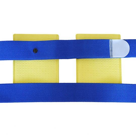 Electrode pour dos, poitrine, corps contre l'hyperhidrose, accessoires