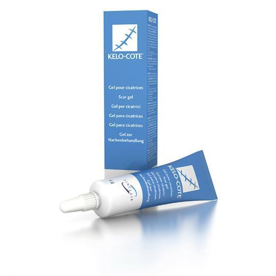 Gel cicatrice Kelo-cote® pour le traitement des cicatrices