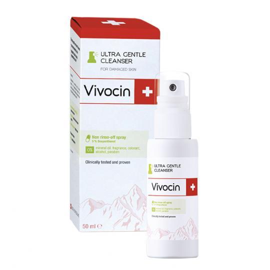 Vivocin Nettoyant ultra doux 50 ml